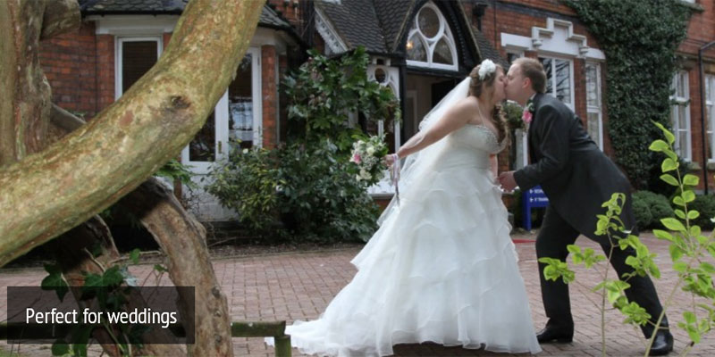 Hillscourt Birmingham Wedding Venue
